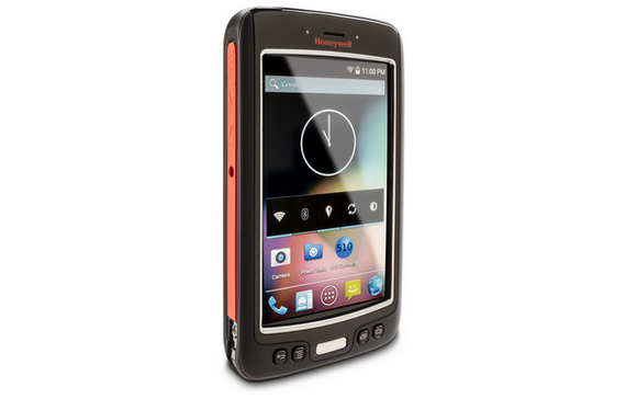 Honeywell D75e Android