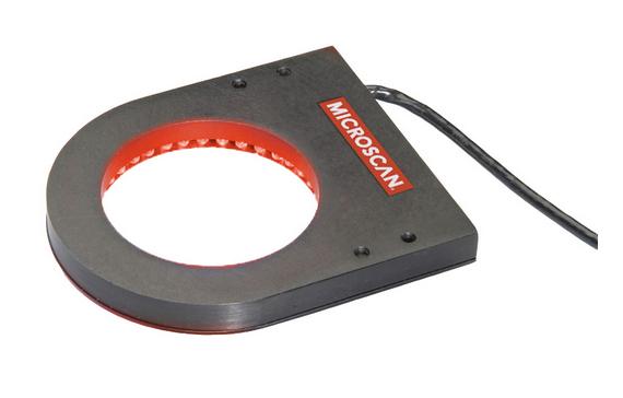 Microscan Dunkelfeld-Beleuchtung