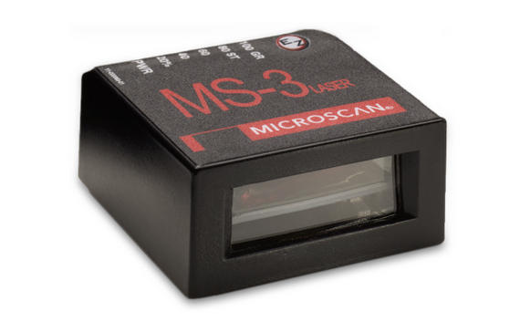 Microscan MS3 Laser