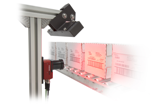 Microscan Verfikation fuer lange lineare Barcodes