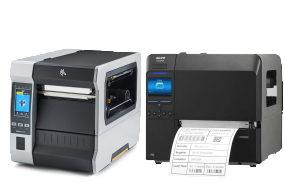 6 Zoll Etikettendrucker